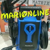 high pressure jet cleaner mesin cuci steam mobil motor matrix hpw 80