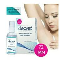 DEOREX deodorant spray