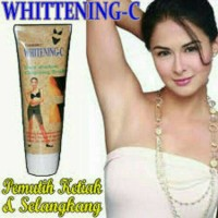 Cream Pemutih Ketiak & Selangkangan Whitening-C
