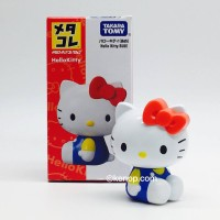 Jual Sale  Tomica Metal Collection Hello Kitty Blue Japan Ver Murah