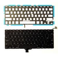 "Keyboard Macbook Pro Unibody A1278 13"" 2009-2012 With Backlight Black"