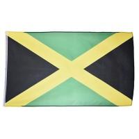 Bendera Nasional Jamaica Jamaika Besar