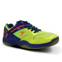 Sepatu Badminton / Bulutangkis Flypower Pawon Lime (New 2016)