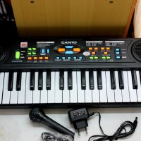 Jual Keyboard-Piano Anak CANTO HL 3779FM Electric Piano Murah