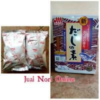 Harga jual marutomo hondashi atau kaldu ikan penyedap khas | antitipu.com