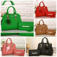 harga tas import Fashion Korea 2in1 ck cnk charles and keith branded batam Tokopedia.com