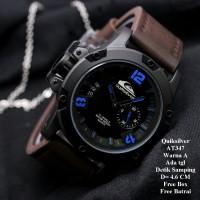 Jam Tangan Pria Quicksilver Jaguar Dark Coklat