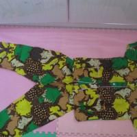 baju tidur anak ukuran 5 motif BATIK , ADEM,UMUR 3-6TH