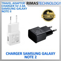 Travel Adapter Charger 5V 2.0A Samsung Galaxy Note II