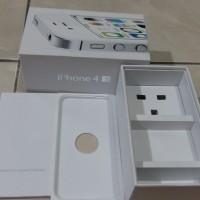harga Dus Book / Kardus / Karton Iphone 4 / 4s Tokopedia.com
