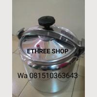PANCI PRESTO 24 L / PRESSURE COOKER C-32 / GETRA / AYAM / IKAN / MURAH