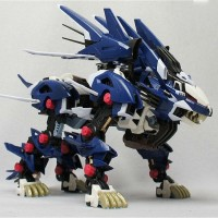 Liger Zero Jager BT Model Kit HMM