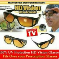 HD Vision Wrap Around -Kacamata Anti Silau