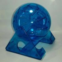 Mainan Hamster-Sugar Glider Excersis Ball Biru