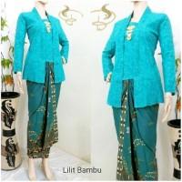 Setelan Batik Solo, RnB Batik Rok Bambu
