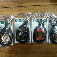 Gantungan kunci logo TNI,Polri / kostrad / polisi