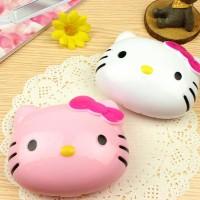 K02 Hello Kitty KOTAK Softlens Case Kotak Penyimpanan C Berkualitas