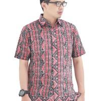 Model Baju Batik Pria Cap Asli Medan Berkualitas - Zallatra