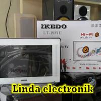 Murah!!!Tv LED ikedo 19inchi