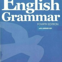 UNDERSTANDING and using english grammar + with answer key