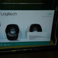 harga LOGITECH 2.0 Speaker Z120 Tokopedia.com