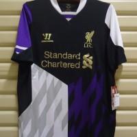 Liverpool 2013-14 3rd. BNWT. Original Jersey