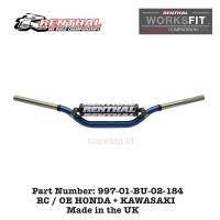 harga Stang Renthal Twinwall Blue Honda Kawasaki RC / OE Tokopedia.com