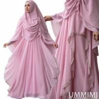 syar'i ummimi by indra L brugman (gamis/busana muslim/baju wanita)