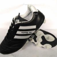 Sepatu Bola Kulit Adidas Adi Questra - Black/White