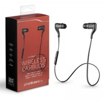 harga Plantronics BackBeat GO 2 Wireless Earbuds Black Without Charging Case Tokopedia.com