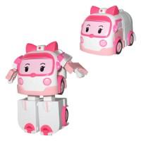 Robocar Poli Robot Mobil Ambulans Ambulance Amber ME-098
