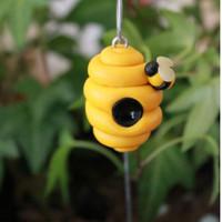 Jual Miniature Honey Bee Dekorasi Terarium / Mini Fairy Garden Murah