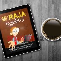PLR Raja Ngeblog | Penghasilan dari Blog Gratisan