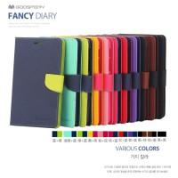 Mercury Goospery Fancy Diary Case for Samsung Galaxy Tab 4 7.0 T230