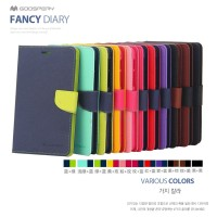 Mercury Goospery Fancy Diary Case for Samsung Galaxy Tab S 8.4 T705