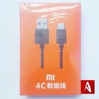 Kabel Data Cable Xiaomi Mi 4c 4s 5 Tipe Type C Original Fast Charging