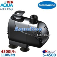 Resun S4500 Pompa Celup Submarine Submersible Water Pump