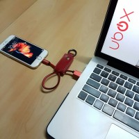 Mirco USB / Android - UBOX Axel Keychain, Onetime Warranty