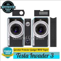 Garskin Mod vapor Tesla Invader III / Invader 3 - Kamera II