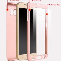 Jual Casing Cover HP Samsung Galaxy Note 3 4 S5 Free Tempered Glass Murah