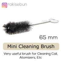 Jual Mini Cleaning Brush / Sikat coil for Atomizer Bottle Liquid RTA RDA Murah