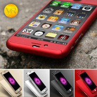 Casing HP iPhone 5 5s 6 6s 6 Plus 6s Plus Unique 360 Case Free TG