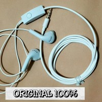HEADSET SAMSUNG ORIGINAL J1 PRIME YJ SUPPORT ALL HANDPHONE