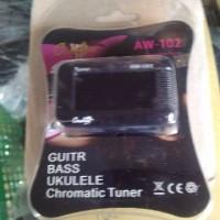 harga Tuner Gitar Cowboy Aw 102 Tokopedia.com
