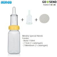 Medela Special Needs Feeder, Botol Susu Bayi Bibir Sumbing