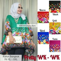 SUPPLIER HIJAB : PRETY WKWK BY CHERY