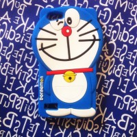 Oppo Neo 7 A33 Case Silicon 3D kartun Doraemon Softcase#1 Casing Hp