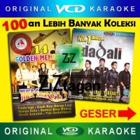 VCD KARAOKE Asli Original Ekonomis LAGU POP DANGDUT KERONCONG DAERAH