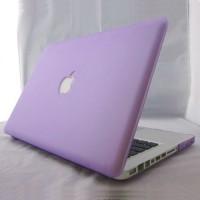 "Case Macbook Pro 13"" Ungu / Purple Matte"