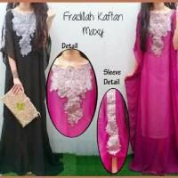 FADILLA KAFTAN free tank top set hijab gamis syari bergo